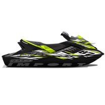 IPD GH Design Graphics Kit for Sea Doo RXT - GTX