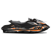 IPD SC Design Graphic Kit for Sea Doo GTS-GTI-GTR