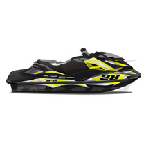 IPD SC2 Design Graphic Kit for Sea Doo RXP-X 260