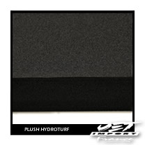 Plush Hydroturf Black